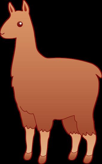 Llama clipart #5, Download drawings