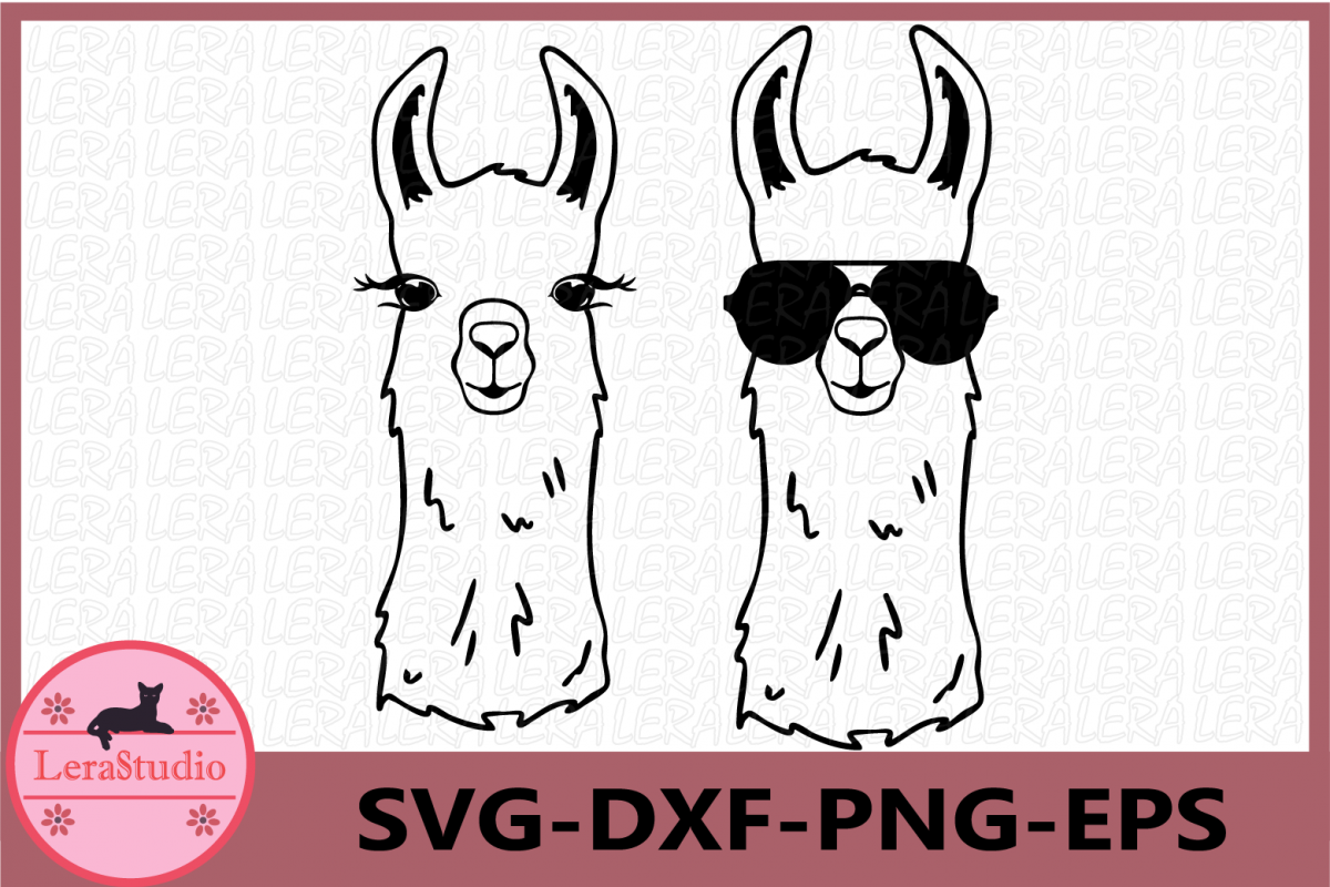 llama svg free #1068, Download drawings