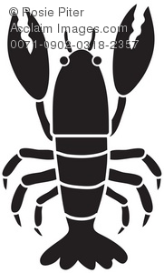 Lobster clipart #1, Download drawings