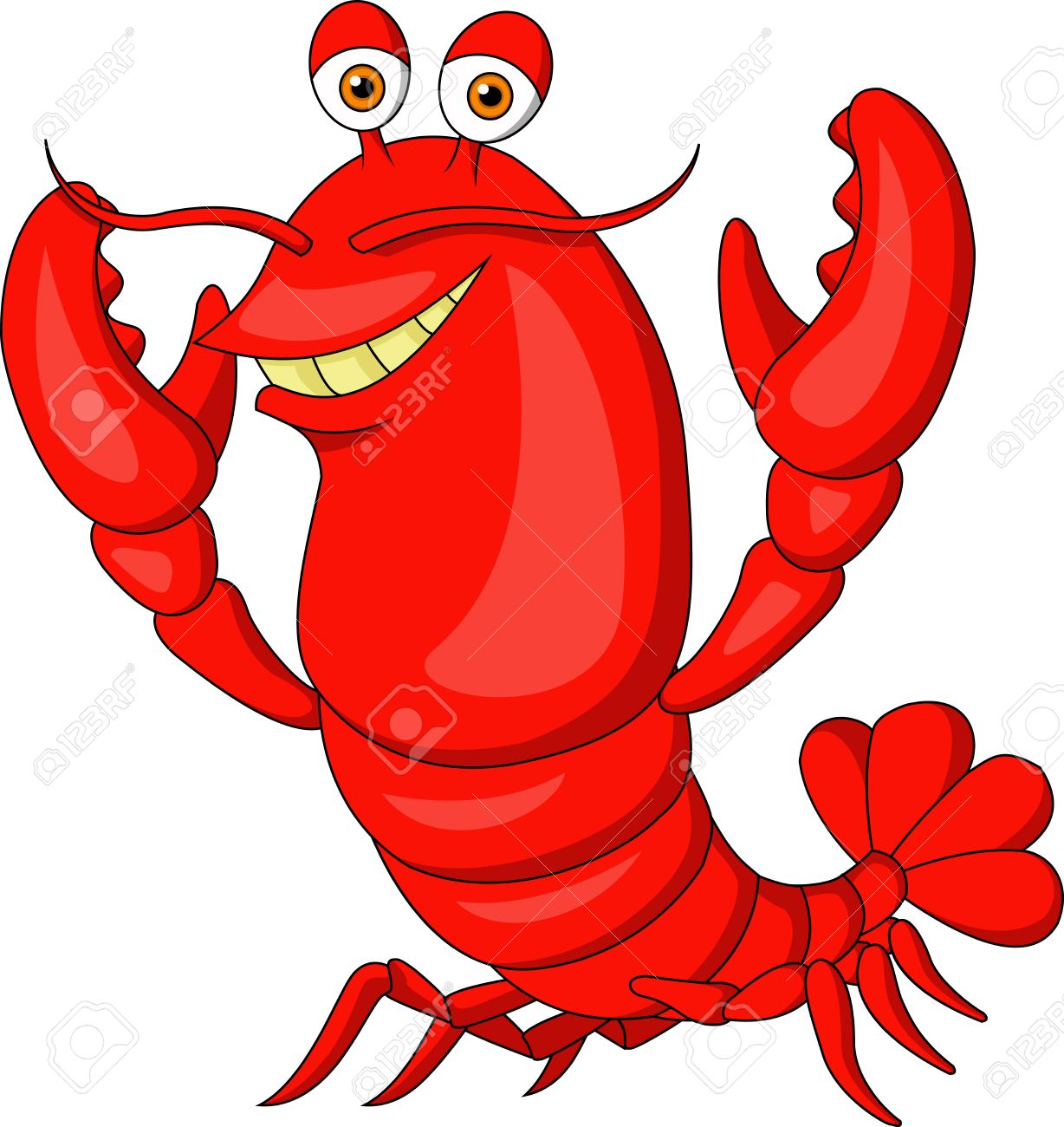 Lobster clipart #11, Download drawings