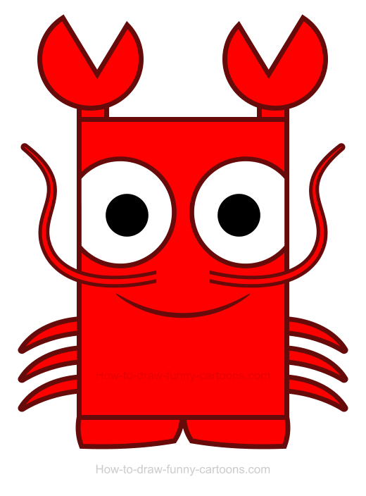Lobster clipart #5, Download drawings