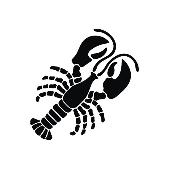 Lobster svg #18, Download drawings