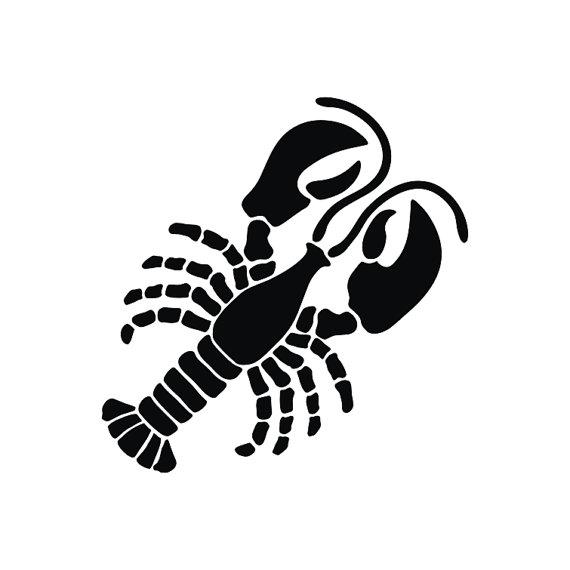 Lobster svg #18, Download drawings