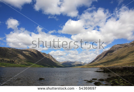 Loch Etive clipart #4, Download drawings