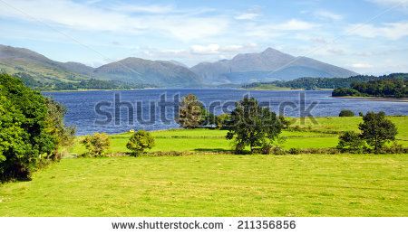 Loch Etive clipart #3, Download drawings