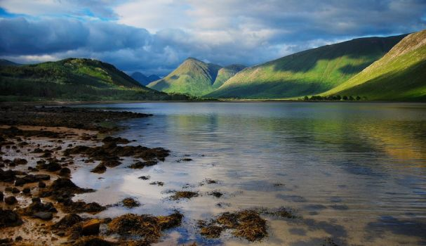 Loch Etive coloring #18, Download drawings