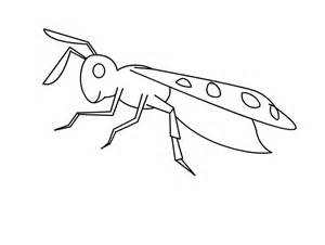 coloring pages locust - photo#1