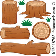 Log clipart #14, Download drawings