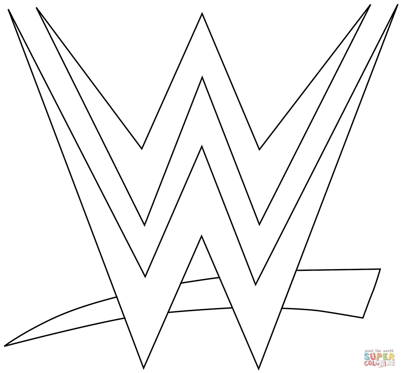 Logo coloring #10, Download drawings