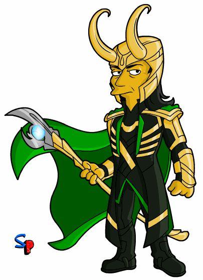 Loki clipart #8, Download drawings