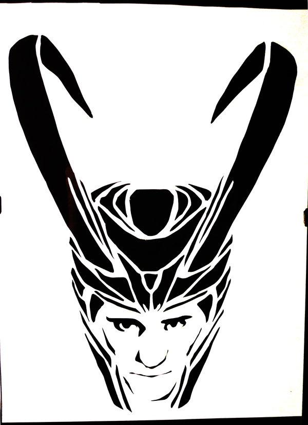 Loki svg #13, Download drawings