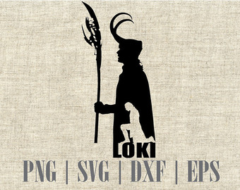 Loki svg #1, Download drawings