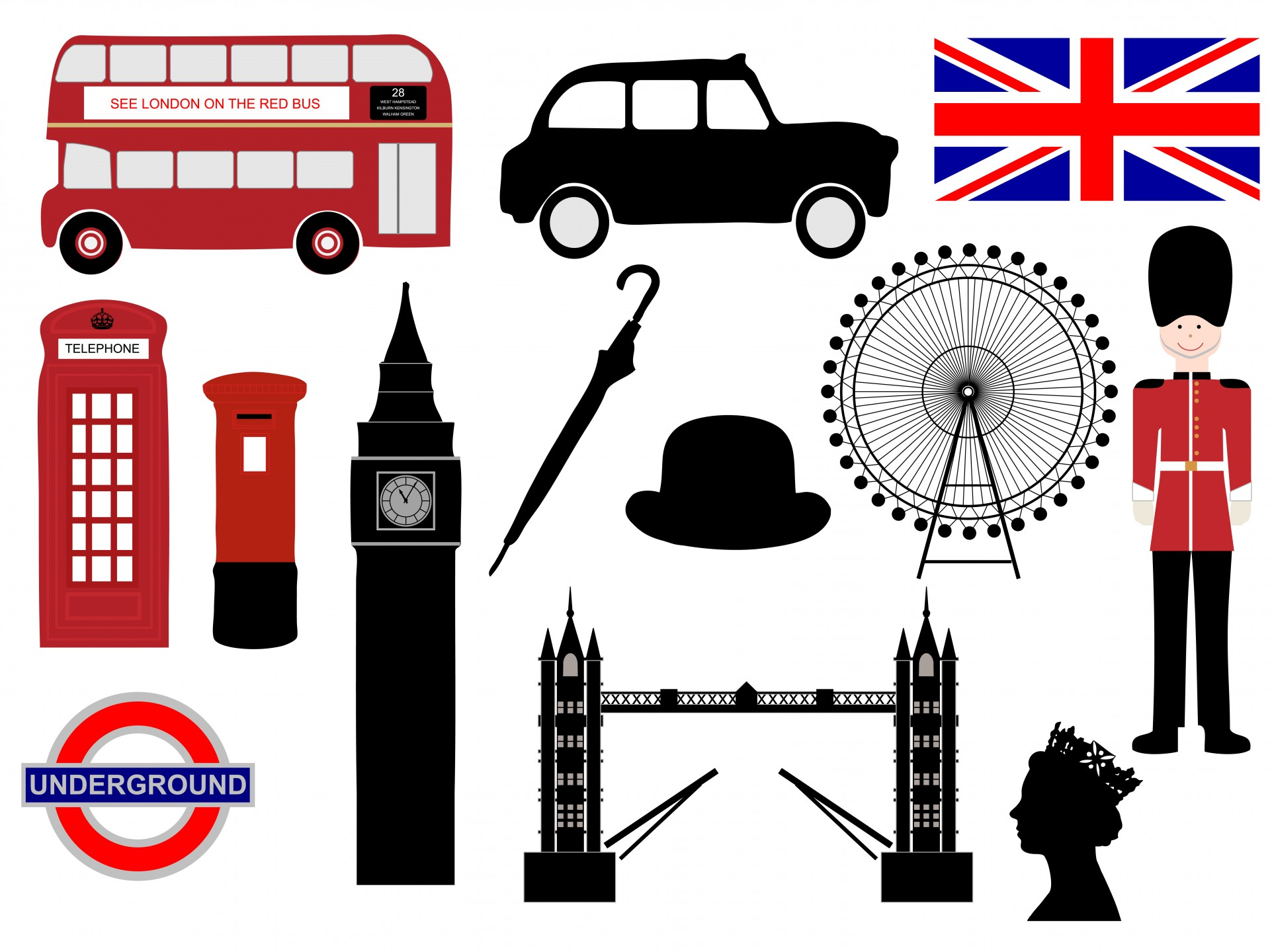London clipart #20, Download drawings