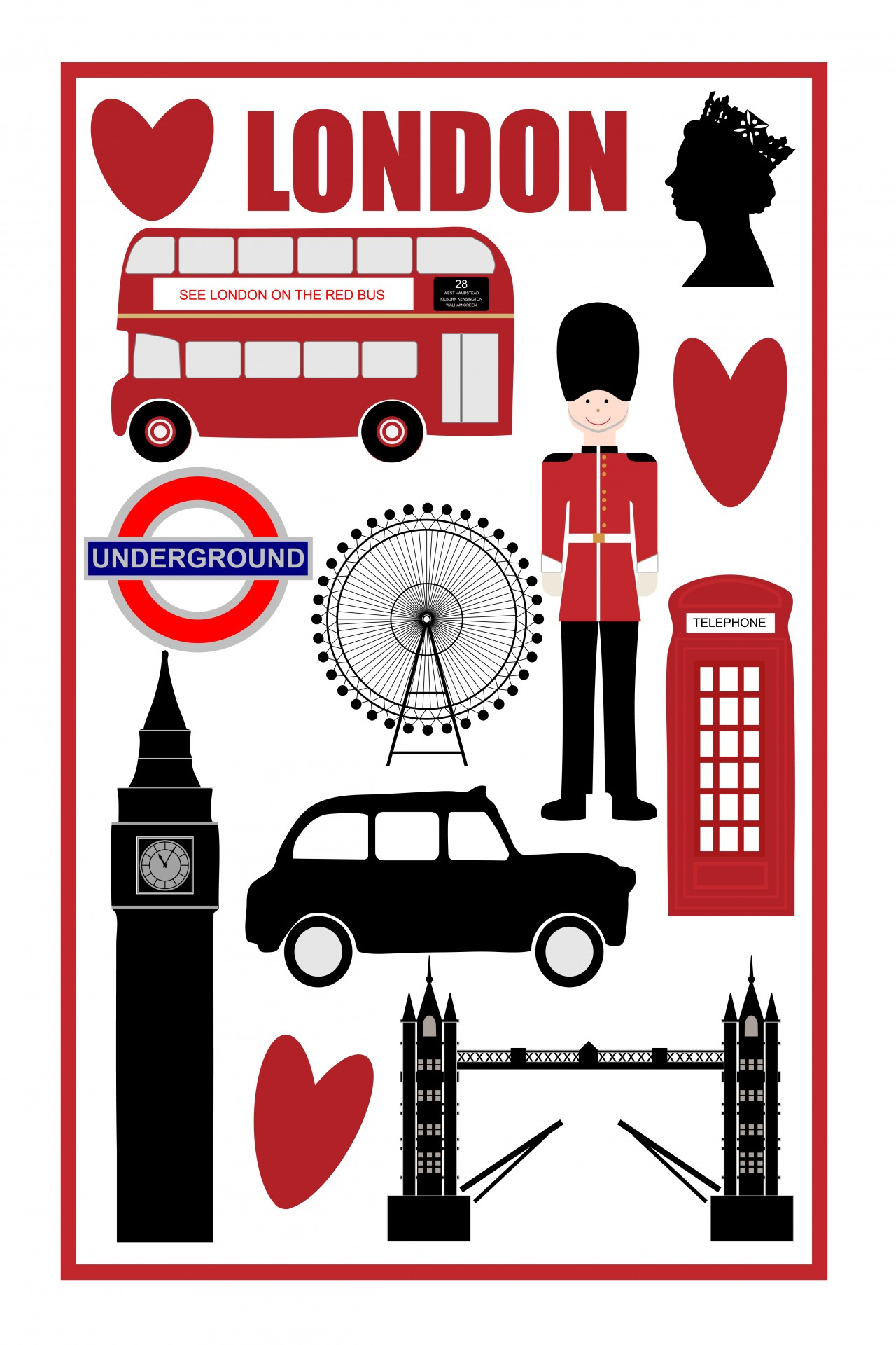 London clipart #16, Download drawings
