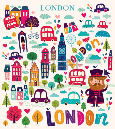 London clipart #12, Download drawings