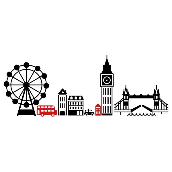 London svg #13, Download drawings