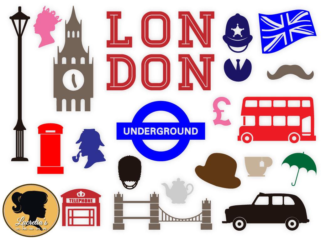 London svg #10, Download drawings