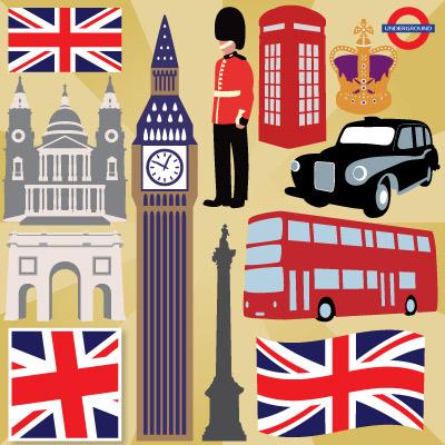 London svg #15, Download drawings