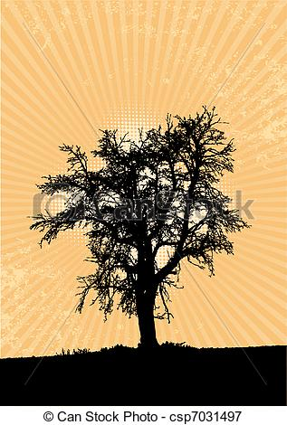 Lonely Tree clipart #10, Download drawings