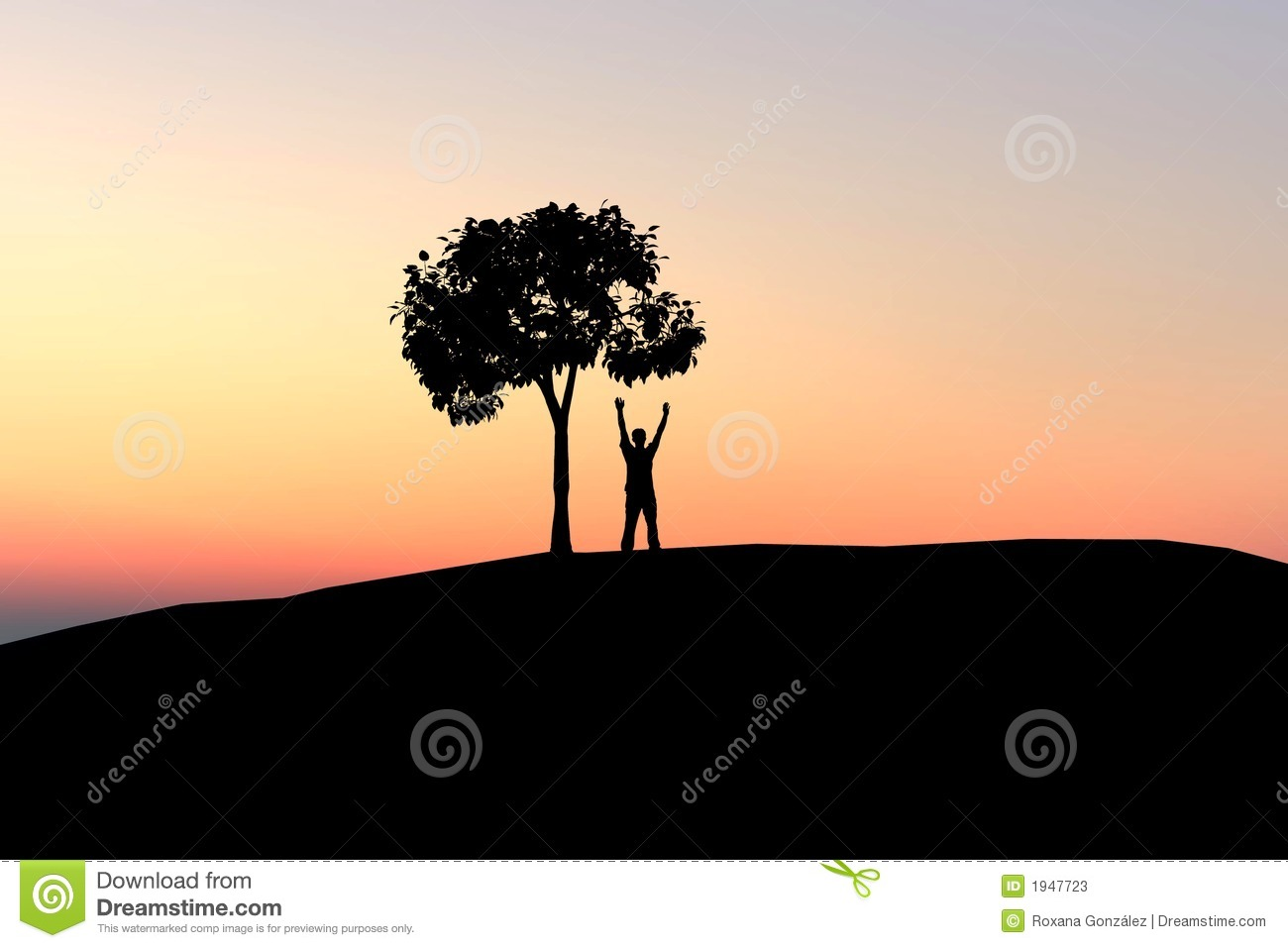 Lonely Tree clipart #20, Download drawings