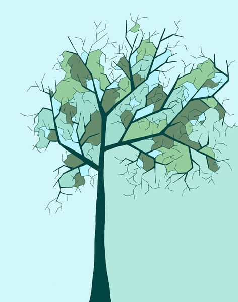 Lonely Tree svg #11, Download drawings