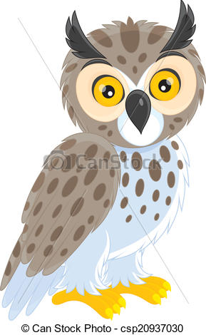 Long Eared Owl clipart #11, Download drawings