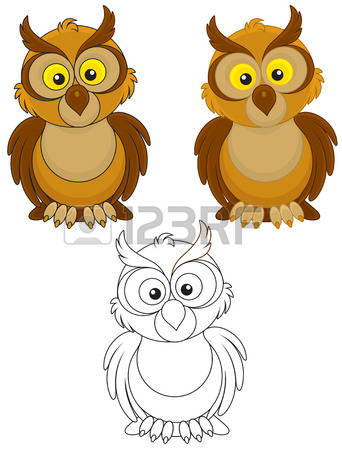 Long Eared Owl clipart #7, Download drawings