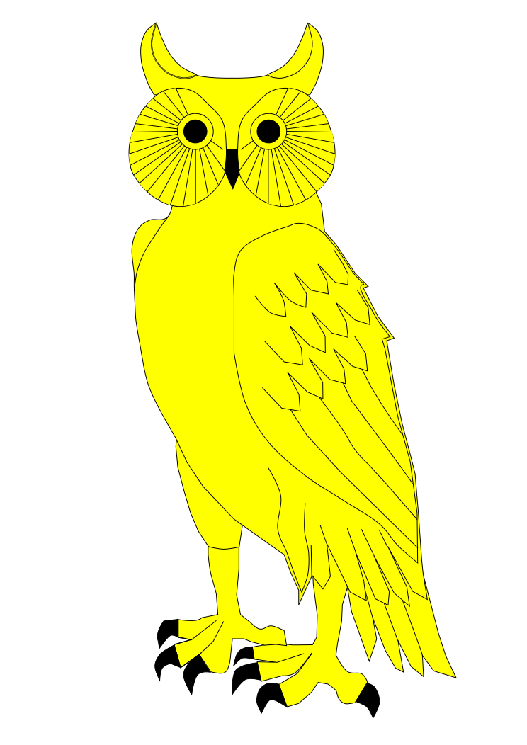 Long Eared Owl svg #14, Download drawings