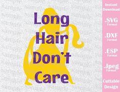 Long Hair svg #5, Download drawings