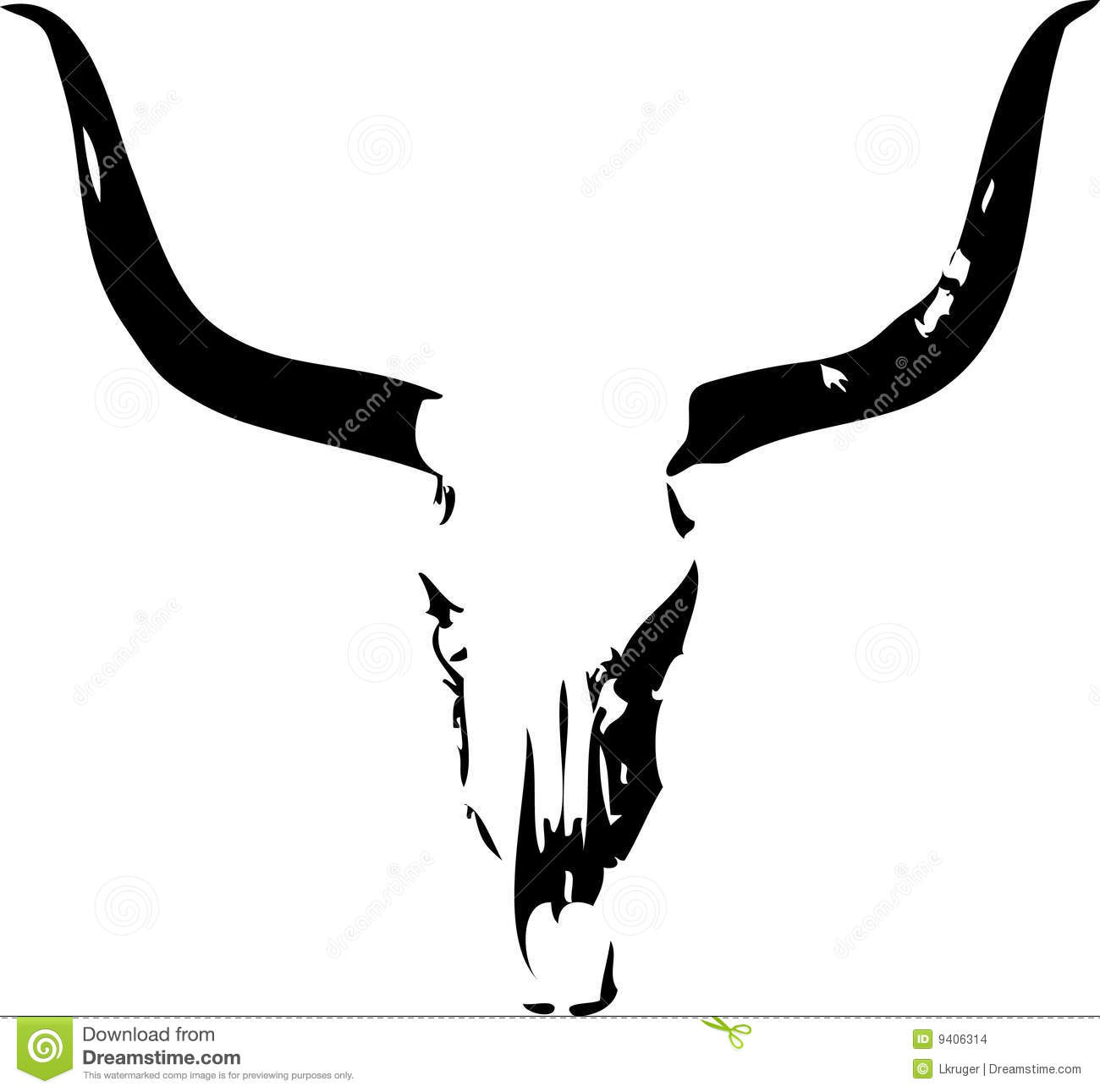 Longhorn Cattle clipart #13, Download drawings