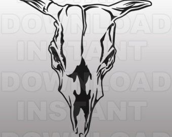 Longhorn Cattle svg #5, Download drawings