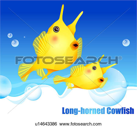 Longhorn Cowfish clipart #16, Download drawings