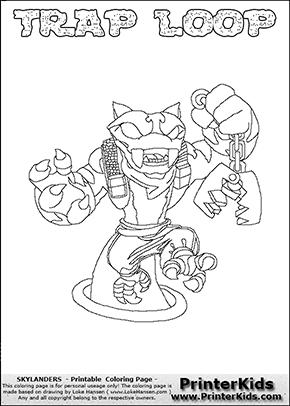 Loop coloring #14, Download drawings