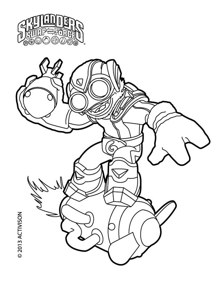 Loop coloring #2, Download drawings