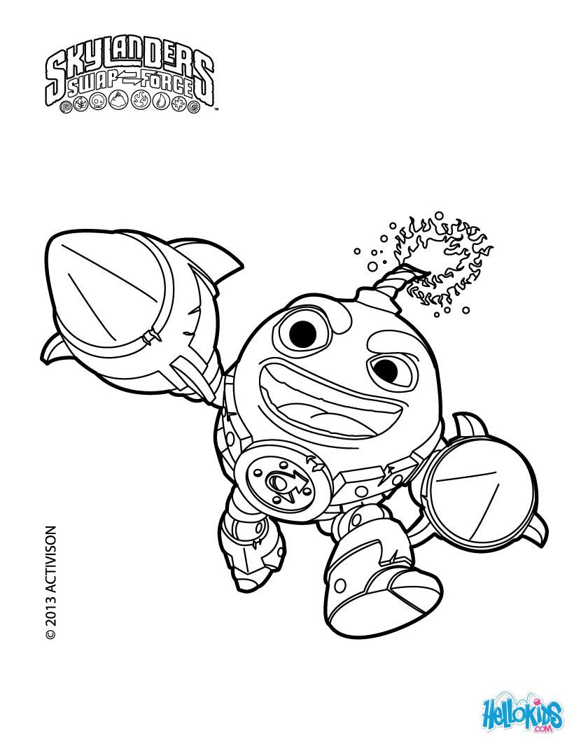 Loop coloring #6, Download drawings