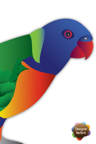 Lorikeet clipart #5, Download drawings