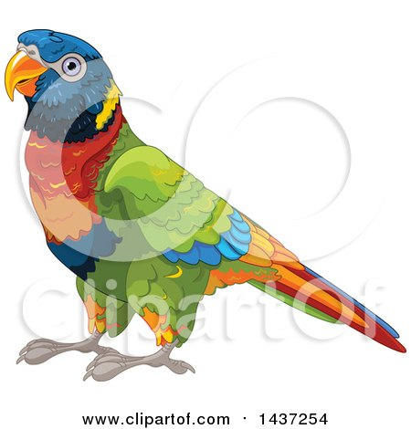 Lorikeet clipart #18, Download drawings