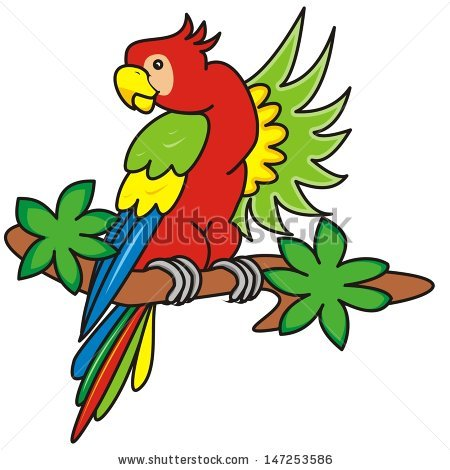 Lorikeet clipart #1, Download drawings