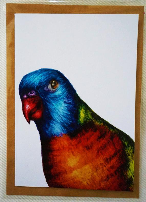 Rainbow Lorikeet svg #13, Download drawings