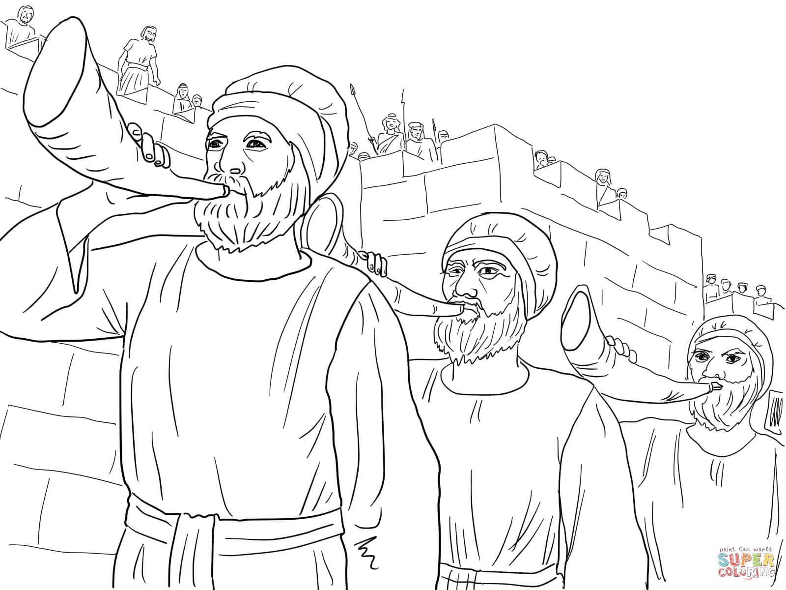 Los Cuernos coloring #2, Download drawings