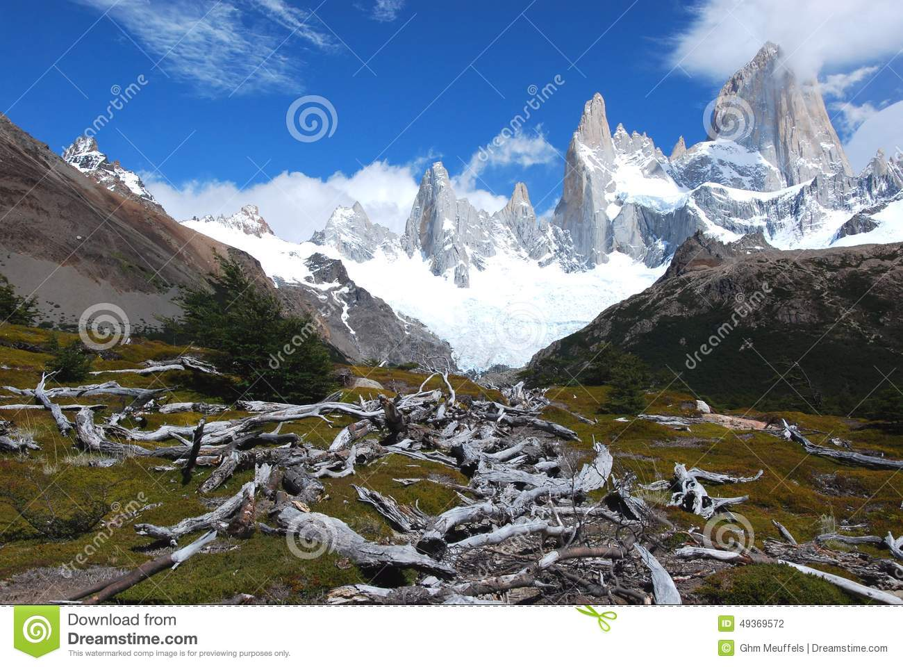 Mount Fitzroy clipart #13, Download drawings