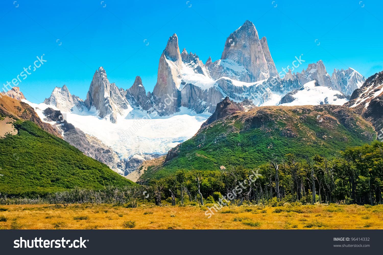 Los Glaciares National Park clipart #8, Download drawings