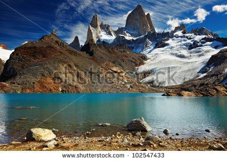 Los Glaciares National Park clipart #1, Download drawings