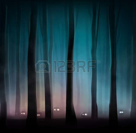 Lost Girl In Dark Forest clipart #17, Download drawings