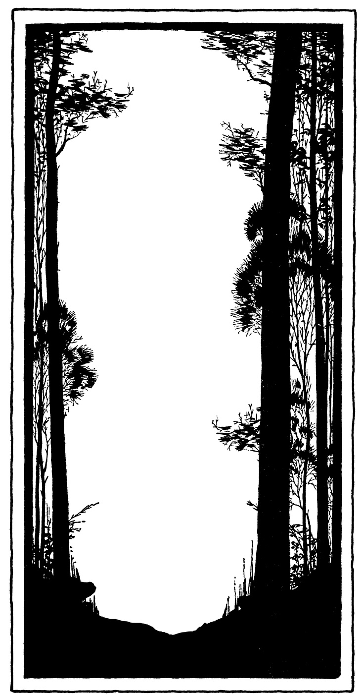 Lost Girl In Dark Forest svg #16, Download drawings