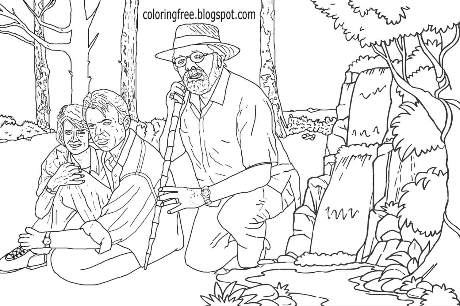Lost Worlds coloring #15, Download drawings