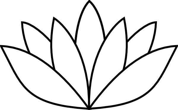 White Flower svg #6, Download drawings