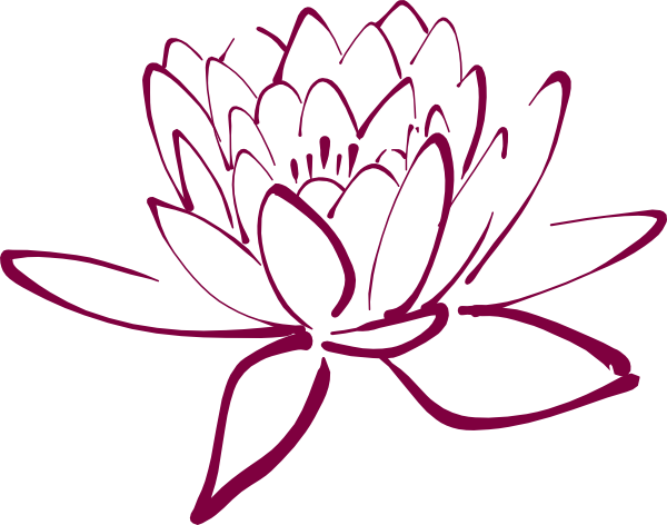 Lotus clipart #7, Download drawings