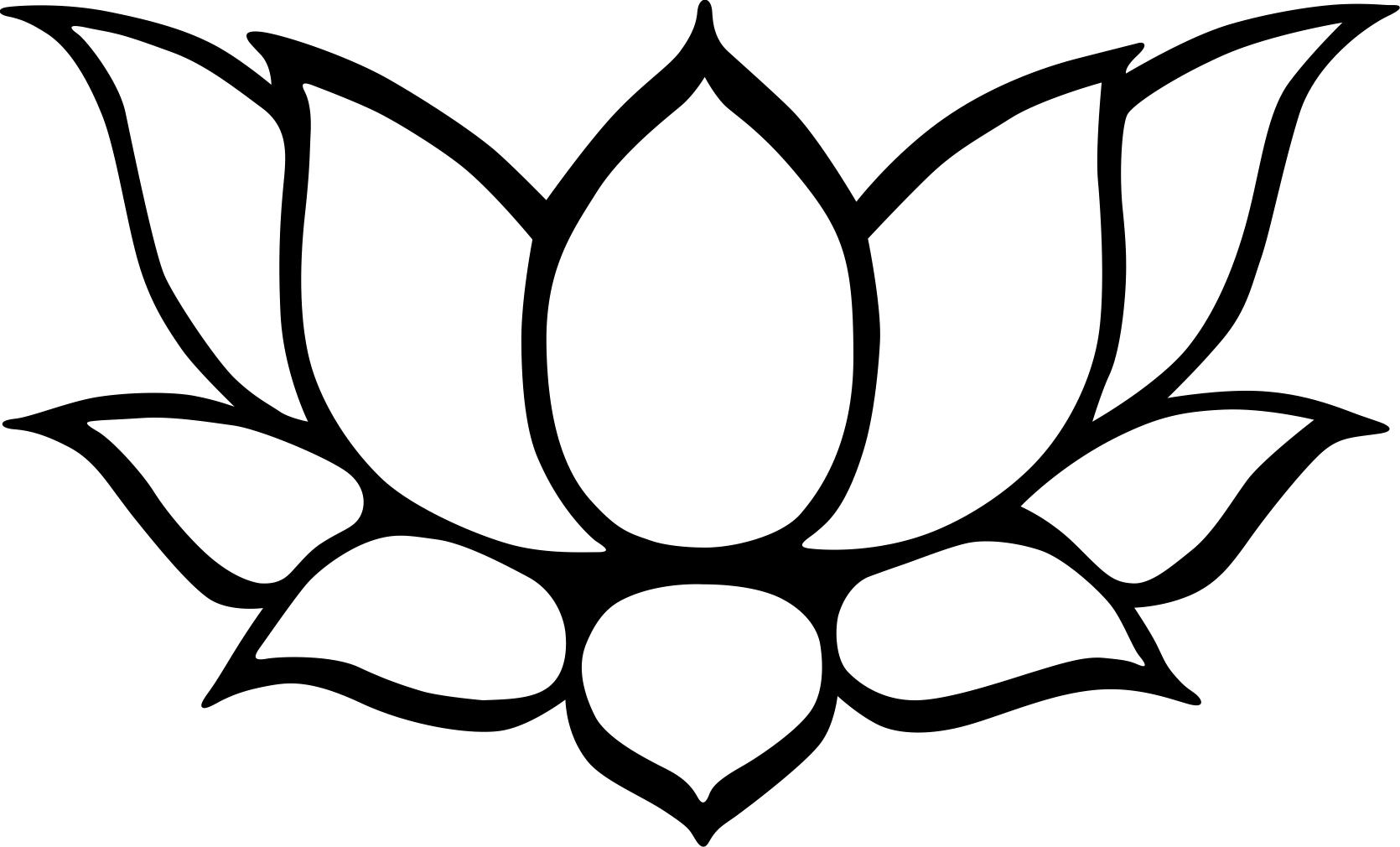 Lotus clipart #5, Download drawings