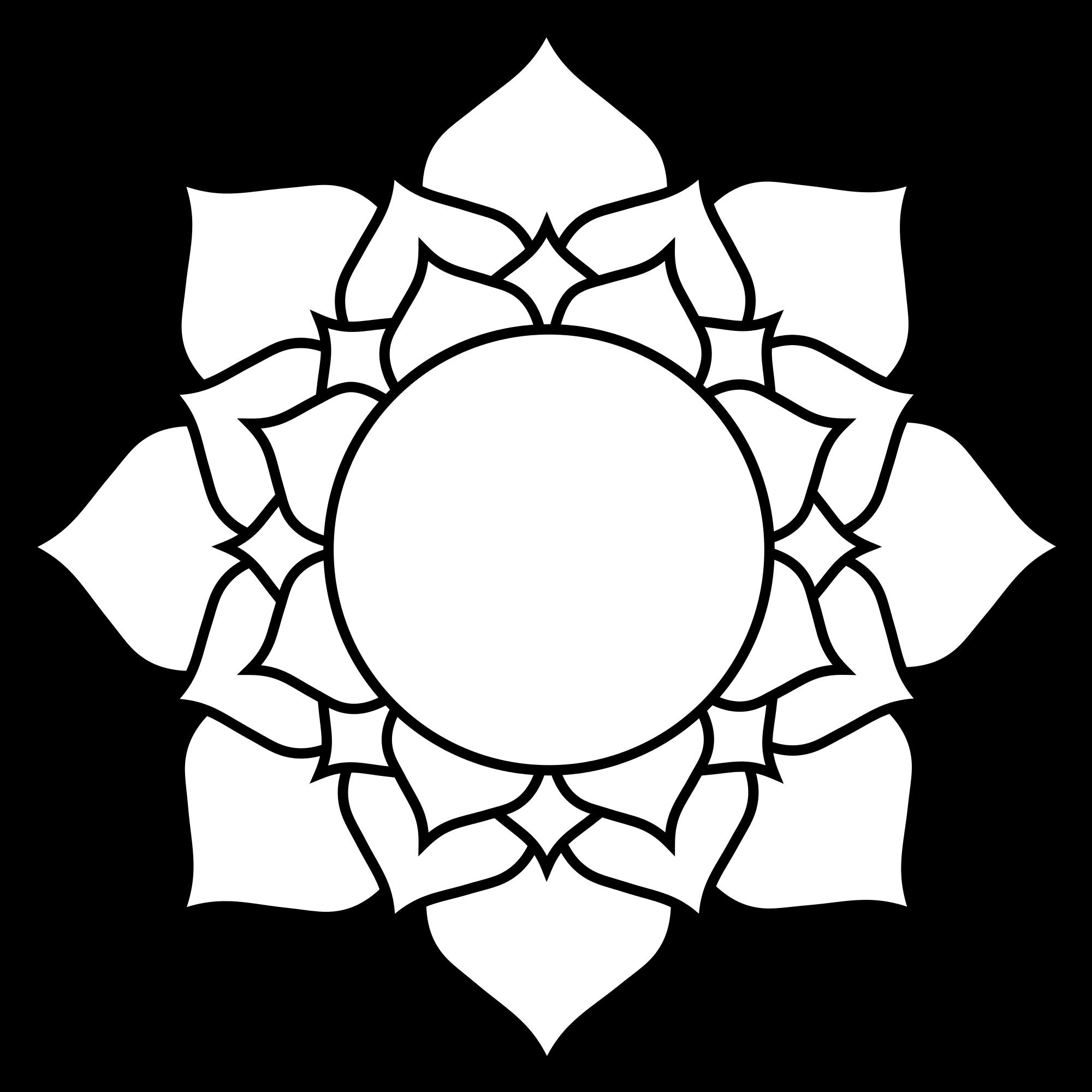 Lotus svg #136, Download drawings